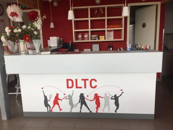 DLTC logo bar
