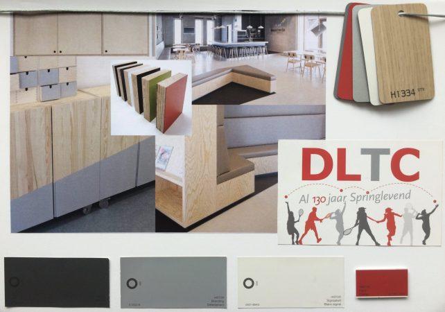 DLTC moodboard