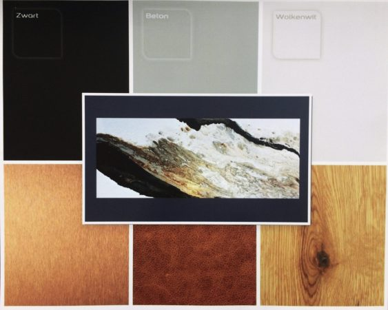 Kleurenplan loft